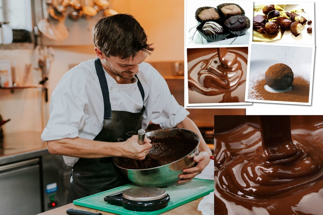 Chocolade workshop in Cantina