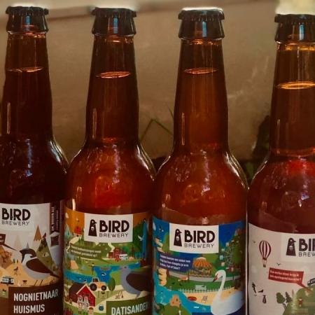 Bierproeverij Cantina bird brewery