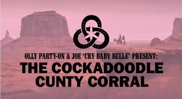 The Cockadoodle Cunty Corral