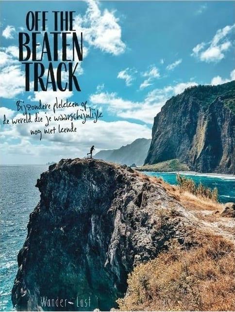 Boek off the beaten track