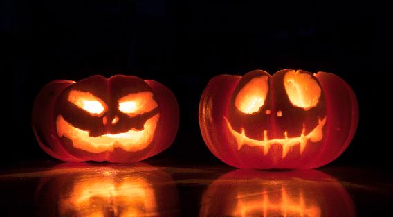 Halloween diner het Rijk van de Keizer
